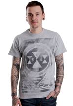Beyond All Recognition - Martyrs Sportsgrey - T-Shirt