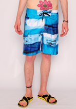 Billabong - Art Of Shaping Blue - Board Shorts