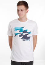 Billabong - Making Waves White - T-Shirt