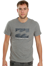 Billabong - New Wave Grey Heather - T-Shirt