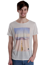 Billabong - Parallel White Heather - T-Shirt