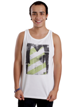 Billabong - Twin Fin White - Tank