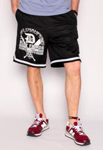 The Black Dahlia Murder - Blast Fiends Striped - Shorts