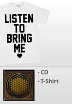 Bring Me The Horizon - Sempiternal White - Special Pack