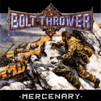 Bolt Thrower - Mercenary - CD
