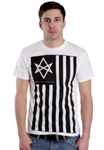 Bring Me The Horizon - Antivisit White - T-Shirt