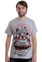 Bring Me The Horizon - Eye Kill Sportsgrey - T-Shirt