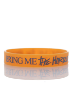 Bring Me The Horizon - Logo Yellow - Bracelet