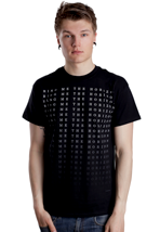 Bring Me The Horizon - Logo Repeat - T-Shirt