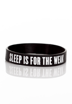Bring Me The Horizon - Sleep Is For The Weak - Bracelet