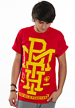 Bring Me The Horizon - Stay Gold Forever Red - T-Shirt