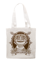 Bring Me The Horizon - Wolfkid Natural - Tote Bag
