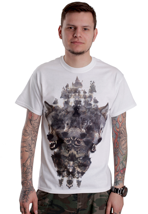 Bring Me The Horizon - Wolven White - T-Shirt