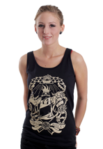 Brutal Knack - Old Lighthouse - Girl Tank