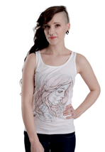Brutal Knack - Sea Beauty - Girl Tank