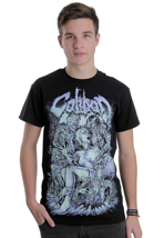 Caliban - Graveyard - T-Shirt
