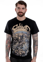 Caliban - Horse - T-Shirt