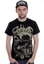 Caliban - Modern Warfare - T-Shirt