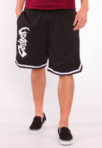 Caliban - New Logo Striped - Shorts