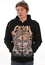 Caliban - Woman - Zipper