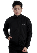 Carhartt - Warm Up Black/White - Jacket