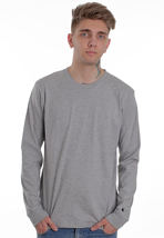 Carhartt - Base Grey Heather - Longsleeve