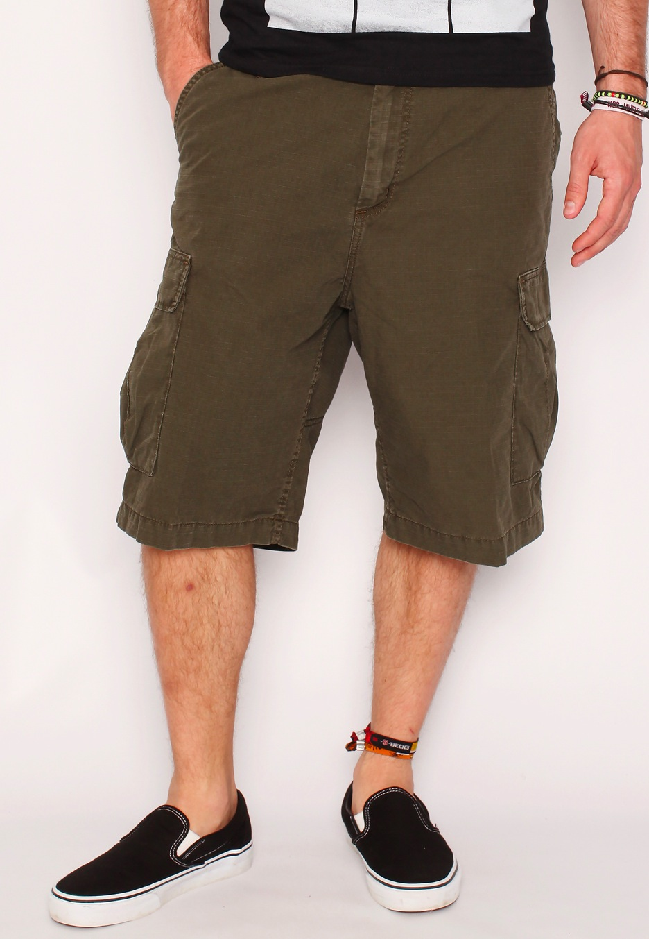 carhartt wip cargo bermuda ripstop cypress stone washed shorts boutique streetwear. Black Bedroom Furniture Sets. Home Design Ideas