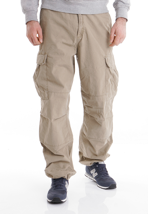 Carhartt - Cargo Columbia Leather Stone Washed - Pants
