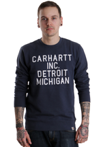 Carhartt - Carhartt Inc Federal/White - Sweater