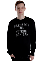 Carhartt - Carhartt Inc Black/Cloud - Sweater