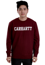 Carhartt - College Varnish/White - Sweater
