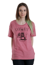 Carhartt - Elephant Mars Heather/Black - Girly