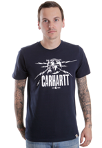 Carhartt - Escape Colony/White - T-Shirt