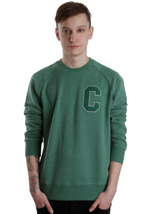 Carhartt - Holbrook Patch Chive Heather - Sweater