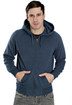 Carhartt - Hooded Holbrook Federal Heather - Zipper