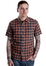 Carhartt - Lander Check Navy - Shirt