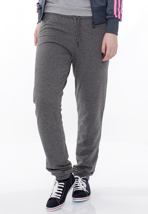Carhartt - Lizzy Dark Grey Heather - Girl Sweat Pants