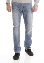 Carhartt - Rebel Colfax Blue Pier Washed - Jeans