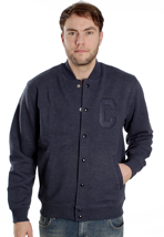 Carhartt - Ribbon Navy Heather - College Jacket