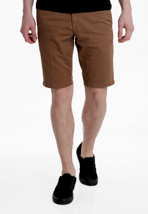 Carhartt - Sid Bermuda Lamar Twill Brown Light Stone Washed - Shorts