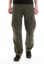 Carhartt - Slim Cargo Columbia Cypress Stone Washed - Pants