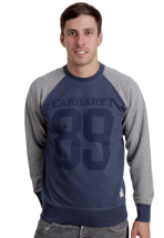 Carhartt - Timber Blue/Grey Heather - Sweater