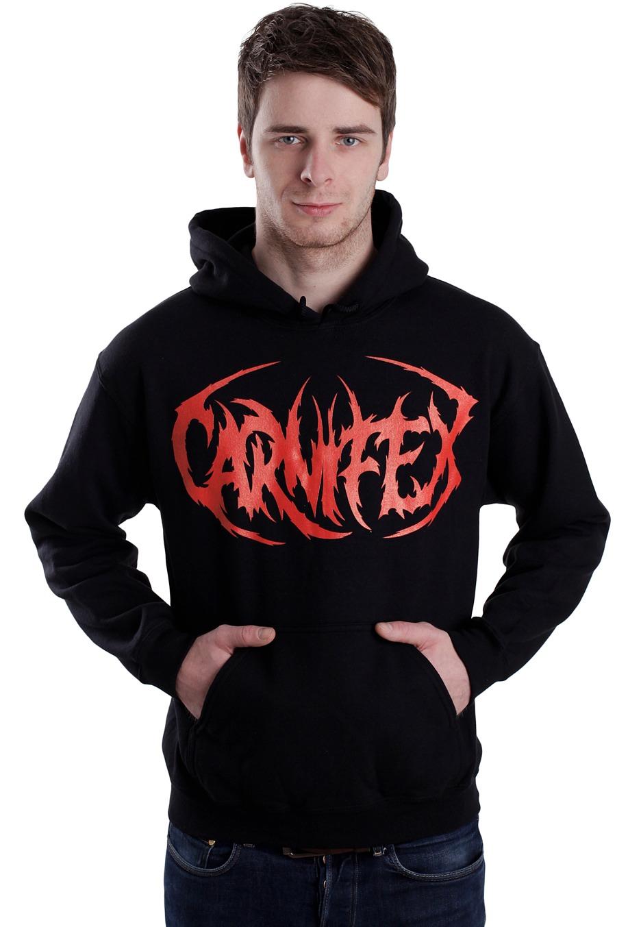 Metal hoodie