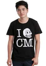 Cheap Monday - Bruce I x CM - T-Shirt