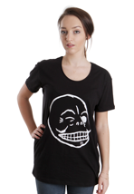 Cheap Monday - Easy Flirt Skull - Girly