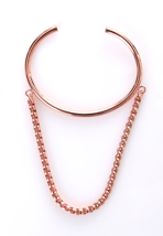 Cheap Monday - Elongate Shiny Copper - Bracelet