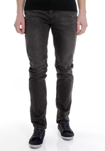 Cheap Monday - High Slim Black Stone Wash - Jeans