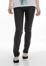 Cheap Monday - Narrow Flashing Black - Girl Jeans