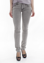 Cheap Monday - Narrow Grey Trash - Girl Jeans