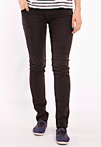 Cheap Monday - Narrow Washed Black - Girl Jeans